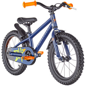 "Serious Superhero 16"" Kids blue"